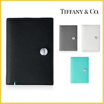 【Tiffany & Co】Vertical Folded Card Case 名刺入れ
