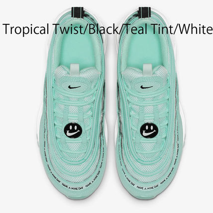 """Nike キッズスニーカー 【大人もOK!関税なし】NIKE AIR MAX 97 """"Have A Nike Day""""(3)"""