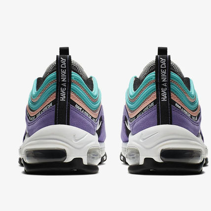 """Nike キッズスニーカー 【大人もOK!関税なし】NIKE AIR MAX 97 """"Have A Nike Day""""(5)"""