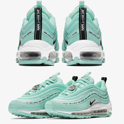 """Nike キッズスニーカー 【大人もOK!関税なし】NIKE AIR MAX 97 """"Have A Nike Day""""(7)"""