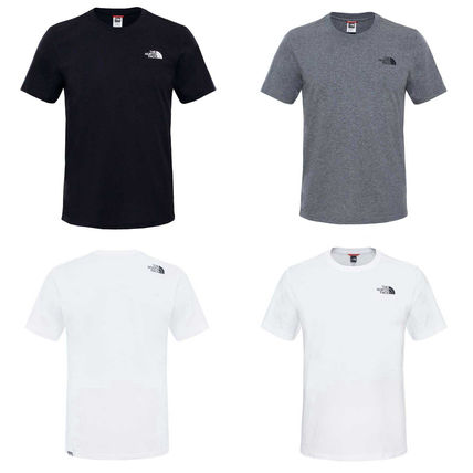 【The North Face】 S/S Simple Dome Tシャツ