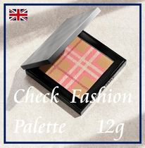 Burberry【送込・関税無】Check Fashion Palette 12g