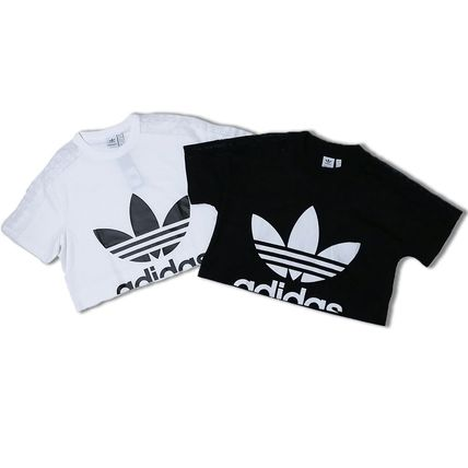 adidas Tシャツ・カットソー 【Adidas】Women's ORIGINALS CROPPED TEE / 追跡付(2)