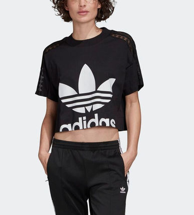 adidas Tシャツ・カットソー 【Adidas】Women's ORIGINALS CROPPED TEE / 追跡付(12)