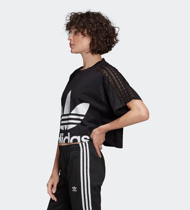 adidas Tシャツ・カットソー 【Adidas】Women's ORIGINALS CROPPED TEE / 追跡付(14)