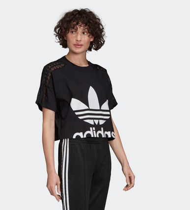 adidas Tシャツ・カットソー 【Adidas】Women's ORIGINALS CROPPED TEE / 追跡付(17)