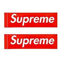 Supreme Box Logo Sticker 5枚セット