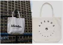 AFENDS(アフェンズ) トートバッグ [AFENDS]*HOME TOTE*トートバッグ ユニセックス