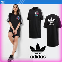 【Adidas】 adidas Originals black Trefoil Dress  / 追跡付