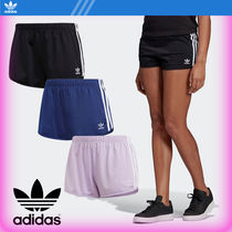 【Adidas】 WOMEN'S ORIGINALS  3 STR SHORT / 追跡付