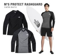 ★THE NORTH FACE M'S PROTECT RASHGUARD ラッシュガード★