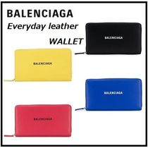 BALENCIAGA ☆ バレンシアガ Everyday leather WALLET ★