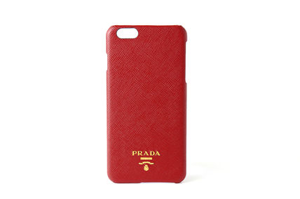 PRADA iPhone・スマホケース 【国内発送】PRADA 1ZH007 iPHONE6 Plus/6S Plusケース(8)