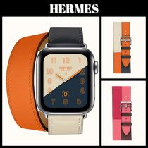 【HERMES】 Apple Watch Hermes Strap Double Tour 40 mm