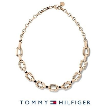 Tommy Hilfiger ネックレス・チョーカー TOMMY HILFIGER スムースリンクネックレス