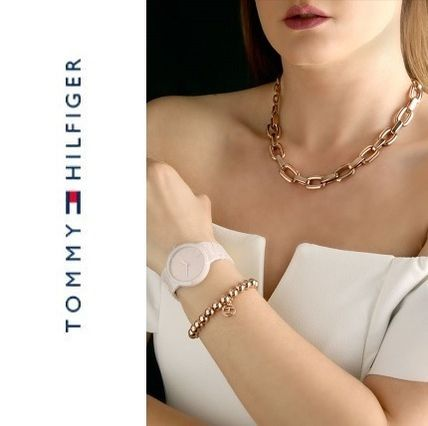 Tommy Hilfiger ネックレス・チョーカー TOMMY HILFIGER スムースリンクネックレス(2)