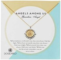 Dogeared ドギャード ネックレス Womens Angels Among Us