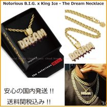 送料関税込【Notorious B.I.G. × King Ice】 The Dream ネックレス
