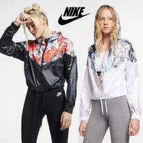Nike Sportswear ナイキ Women's Cropped Floral Jacket 花柄