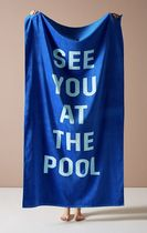 ビーチタオル Ban.do See You At The Pool Beach Towel