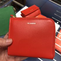 【Jil Sander】19SS新作 CREDIT CARD PURSE カードケース (Red)