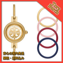 TORY BURCH ☆ Reva Bangle Watch Set, 27 mmジュエリーウォッチ