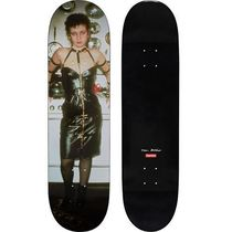 Supreme Nan as a dominatrix Skateboard Skateboard SS18 WEEK6