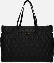 【GIVENCHY】Duo tote bag in quilted faux leather
