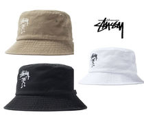 [STUSSY]ステューシー WARRIOR MAN BUCKET HAT★3色