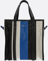 【BALENCIAGA】Bazar S bag in Arena leather