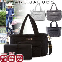 MARC JACOBS(マークジェイコブス) マザーズバッグ ♡Marc Jacobs♡QUILTED NYLON TOTE マザーズバッグ