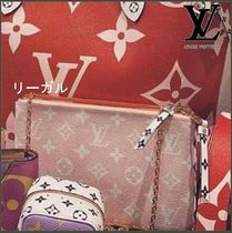 Louis Vuitton 限定!GIANT MONOGRAM・チェーンポシェット