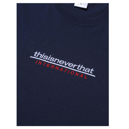 thisisneverthat Tシャツ・カットソー ★thisisneverthat★sp-intl. logo tee  4色(8)