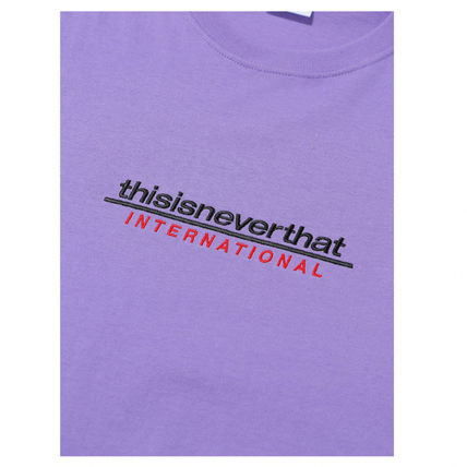 thisisneverthat Tシャツ・カットソー ★thisisneverthat★sp-intl. logo tee  4色(14)