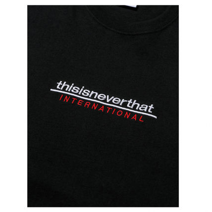 thisisneverthat Tシャツ・カットソー ★thisisneverthat★sp-intl. logo tee  4色(19)
