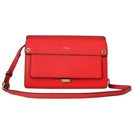 8889e7f1a7bd FURLA ショルダーバッグ・ポシェット FURLA LIKE MINI CROSSBODY 1007282 B BLM7 AVH KISS f ...