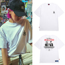 BURIED ALIVE(べリードアライブ) Tシャツ・カットソー 韓国 正規品 日本未入荷 [BURIEDALIVE] BA KILLED TEE WHITE