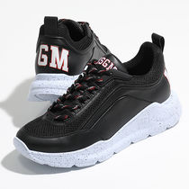 MSGM 2640 MS211 130 99 COLLEGE HIKING TRAINERS スニーカー 99