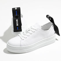 MSGM 2641 MDS615 195 RIBBON CUPSOLE SNEAKERS スニーカー 01