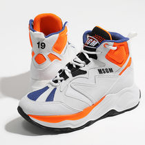 MSGM 2640 MS2088 426 ATTACK SNEAKERS ハイカット スニーカー