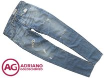 AG jeansクラッシュ味デニムTHE DYLAN 14years slimskinny AG-ED