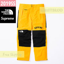 S-XL 19SS SUPREME The North Face Arc Logo Mountain Pant TNF