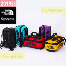 19SS SUPREME / The North Face Arc Logo Base Camp Duffle Bag