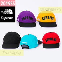 19SS SUPREME / The North Face Arc Logo 6 Panel キャップ