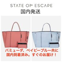 State of Escape(ステイトオブエスケープ) マザーズバッグ 国内発送 / State of Escape /新色 エスケープ・トート