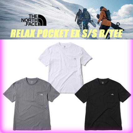 THE NORTH FACE Tシャツ・カットソー 【THE NORTH FACE】正規品☆Tシャツ/ペアルック/追跡付