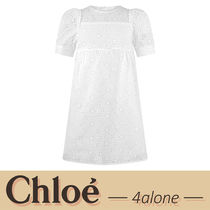 Chloe☆GIRLS☆BRODERIEワンピース6-10Y