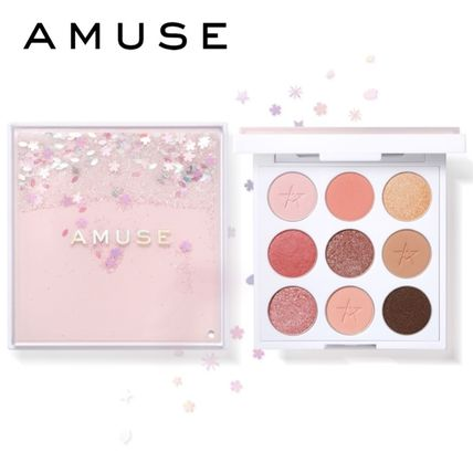 ★AMUSE★BLOSSOM PALETTE 19'SPRING COLLECTION【追跡送料込】