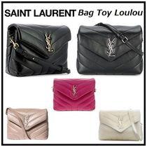 SAINT LAURENT ☆ Bag Toy Loulou モノグラム バッグ ★