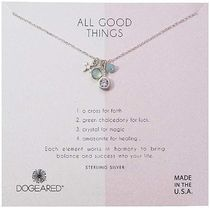 Dogeared ドギャード ネックレス Women's All Good Things